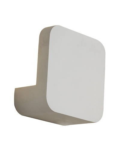 Control Brand The Grimstad Wall Sconce, White