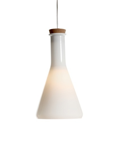 Control Brand The Lucca Pendant, White
