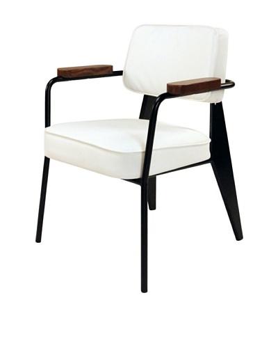 Control Brand Myson Arm Chair, White