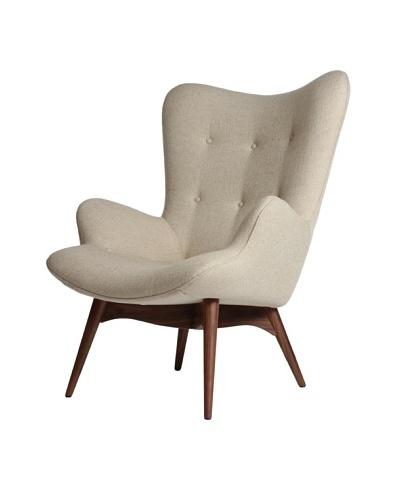 Control Brand Teddy Bear Chair, BeigeAs You See