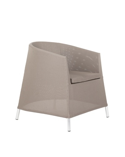 Control Brand Kos Arm Chair, Taupe