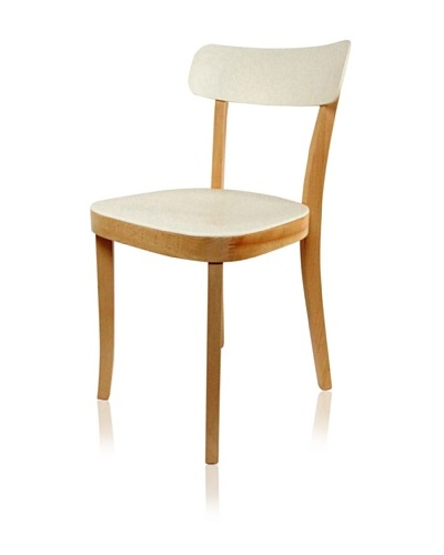 Control Brand The Geneva Chair, Natural/Ivory