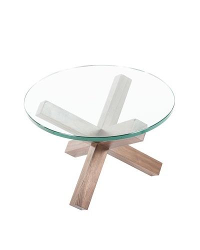 Control Brand Monza Walnut Coffee Table
