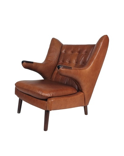Control Brand Olsen Lounge Chair, Wheat