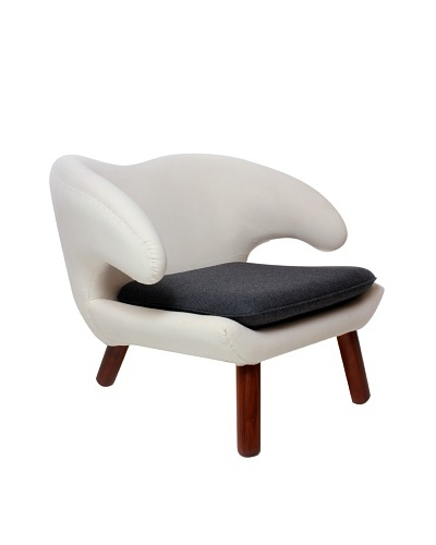 Control Brand Pelican Cashmere Chair