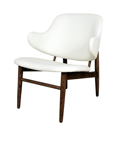 Control Brand Roberts Chair, White