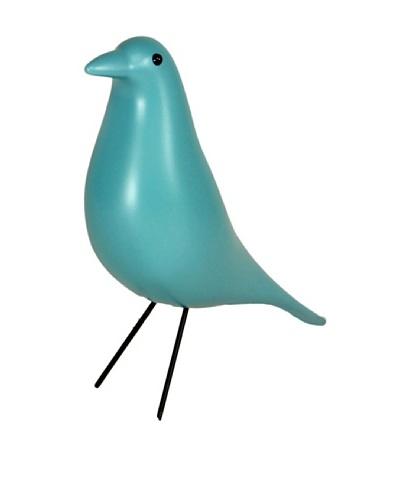 "Control Brand ""Case Study"" Bird Sculpture, Blue"