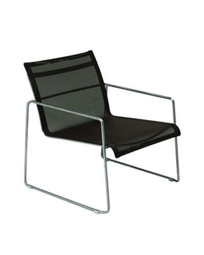 Control Brand Dynamic Lounge Chair, Silver