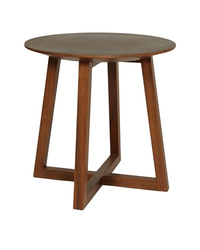 Control Brand Vaxjo Side Table, Walnut
