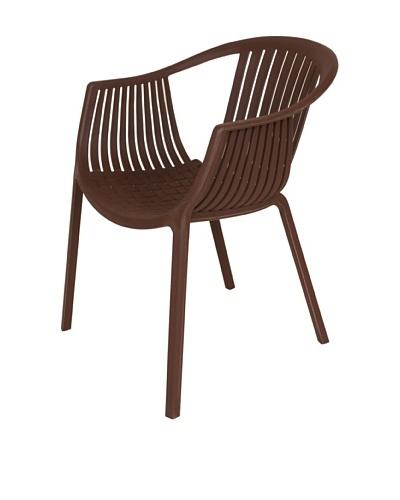 Control Brand Astrid Arm Chair, Coffee