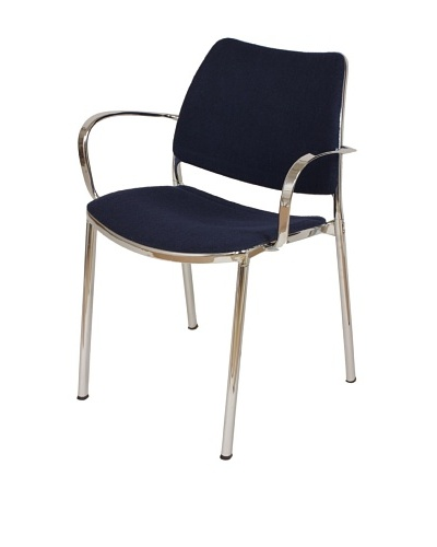 Control Brand Asta Arm Chair, Blue