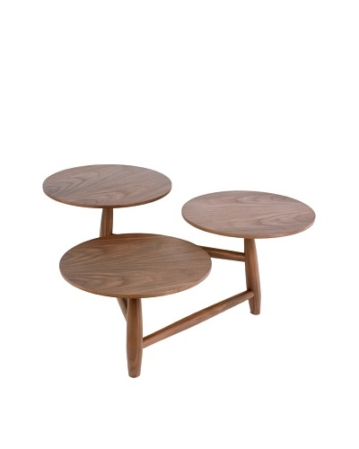 Control Brand The Francine Table, Walnut