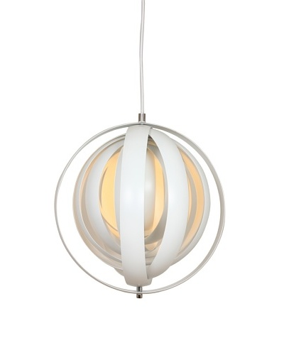 Control Brand The Ida Pendant Lamp, White