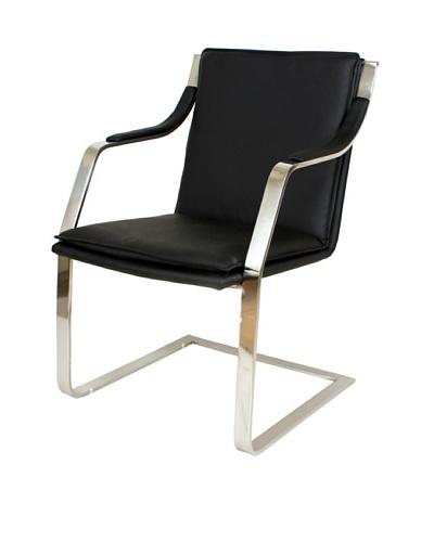 Control Brand Morgensen Chair, Black