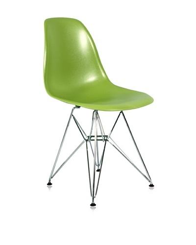 Control Brand DC-231W GR Mid-Century Eiffel Dining Chair