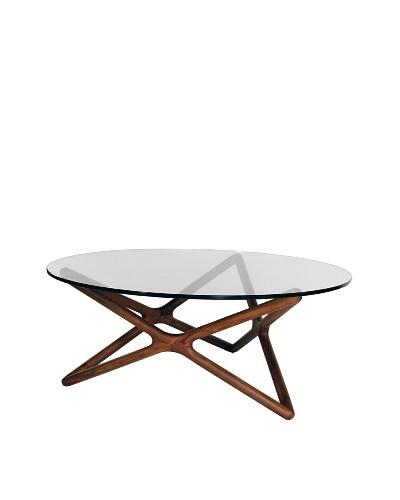 Control Brand Amal Side Table, Walnut