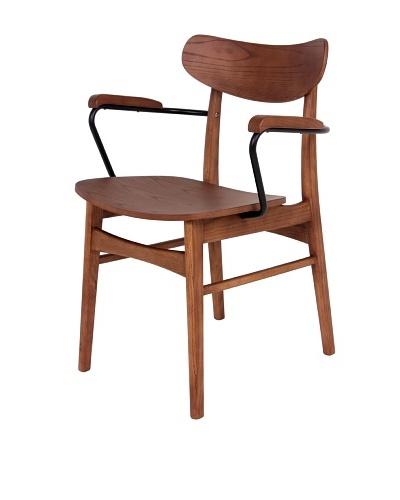 Control Brand The Olga Chair, Black
