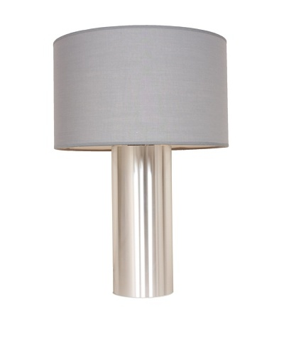 Control Brand The Willis Table Lamp Color: Grey, Grey