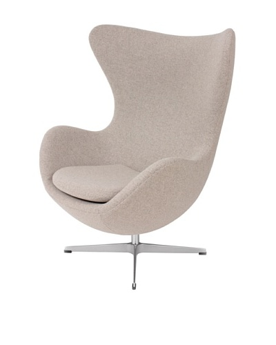 "Control Brand The ""Slattery"" Lounge Chair, Wheat"