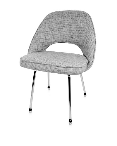 Control Brand Mid Century-Inspired Side Chair [Grey]