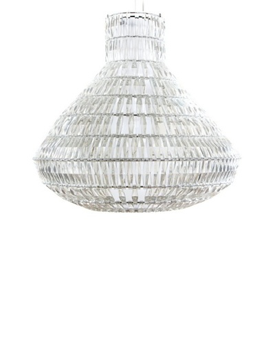 Control Brand Bell Pendant, Clear