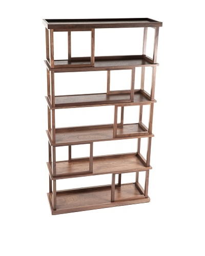 Control Brand Erland Book Shelf, Walnut
