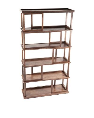 Control Brand Erland Book Shelf, Walnut