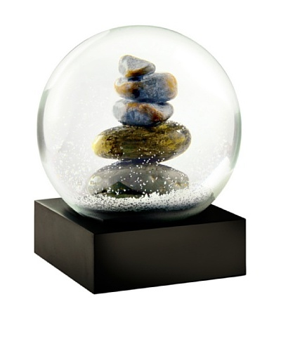 CoolSnowGlobes Cairn Snow Globe