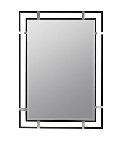 Cooper Classics Kinzie Mirror, Black