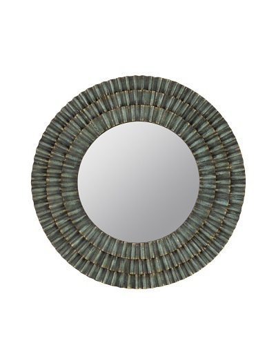 Cooper Classics Dupont Mirror, Sage Green