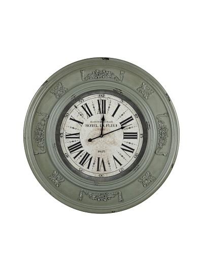 Cooper Classics Beka Clock, Sage Green
