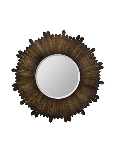 Cooper Classics Newbury Mirror, Dark WoodAs You See