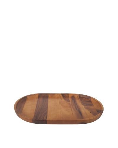 Core Acacia Large Oval Tray