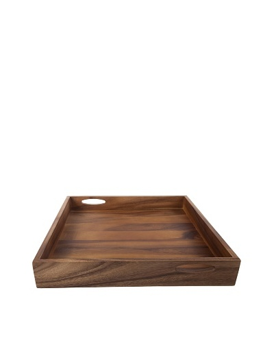 Core Acacia Extra Large Square Tray