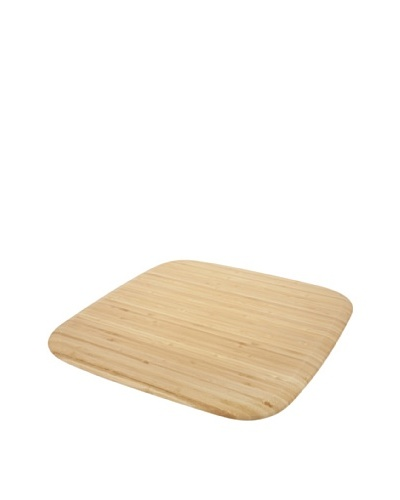 Core Bamboo Square Pebble Board, Natural, Extra Large