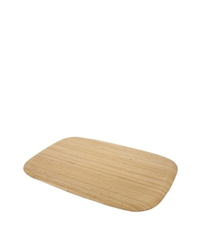 Core Bamboo Rectangle Pebble Board, Natural, Large