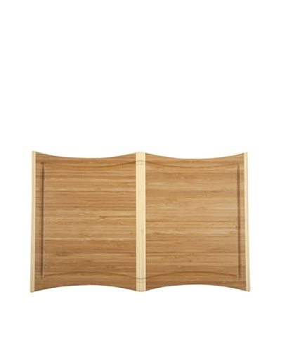 Core Bamboo Orchid Collection Dark Cutting Board
