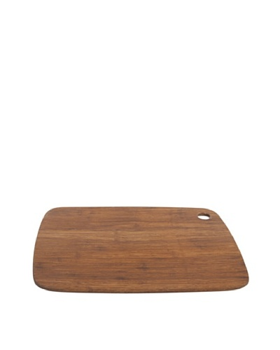 Core Bamboo Crushed Bamboo Cutting Board, Dark, Large