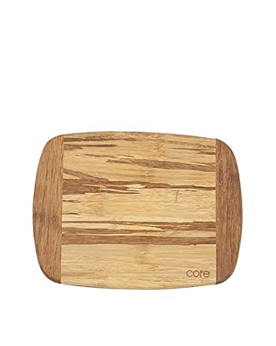 Core Bamboo Crushed Bamboo Two-Tone Bar Board