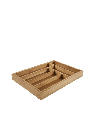 Core Bamboo Expandable Flatware Tray