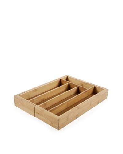 Core Bamboo Expandable Flatware Tray