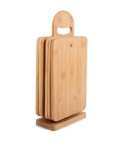 Core Bamboo 7-Piece Sandwich Board Set