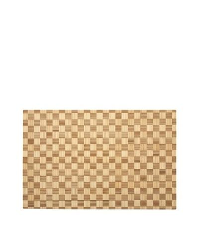 Core Bamboo Pro Chef Rectangle Checker Chop Block