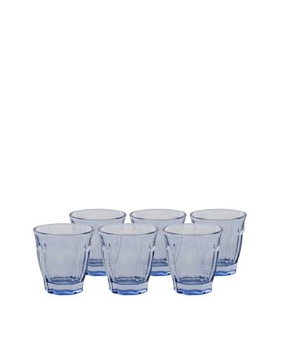 Couleur Nature Set of 6 Café Glasses