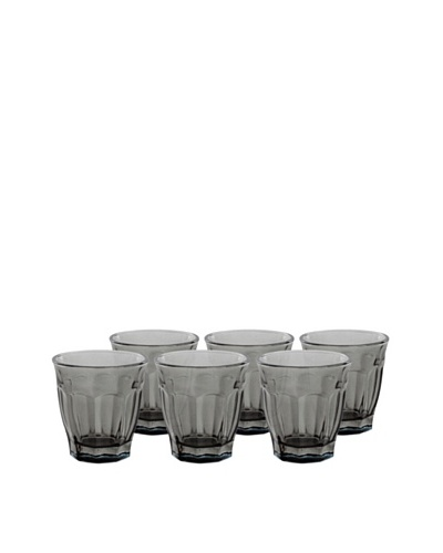 Couleur Nature Set of 6 Café Glasses