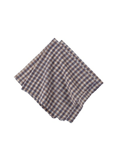 Couleur Nature Set of 2 Gingham Check Tea Towels