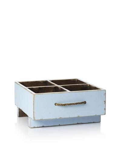 Antique Revival Rustic Milk Crate