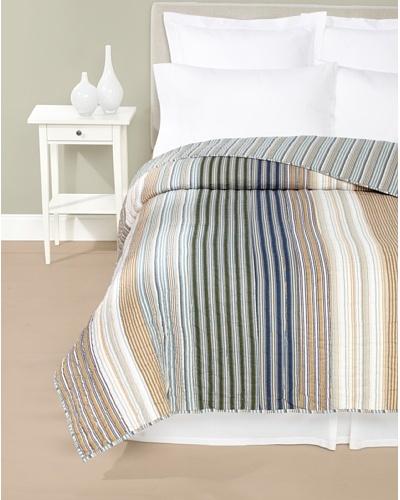 Amity Home Wren Stripe Quilt