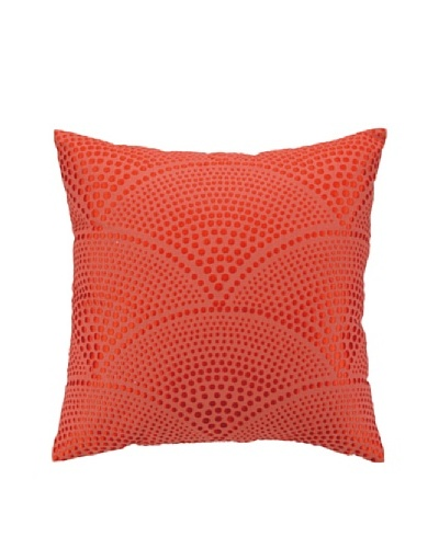 Courtney Cachet Fans Pillow, Orange