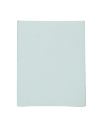 Coyuchi Sateen Fitted Sheet
